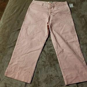 Pants - Capri Mid Rise Jeans